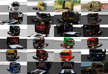 Signs on your Truck v1.1.1.89 by Tobrago 1.35.x