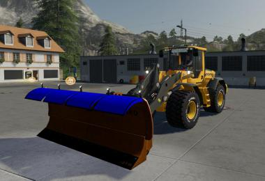 SnowPlow wheelloader v1.0