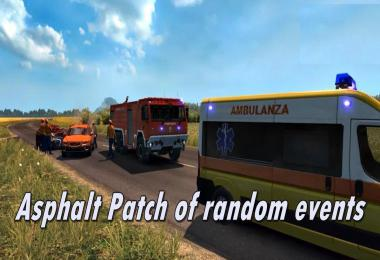 US Asphalt Patch of random events v1.0