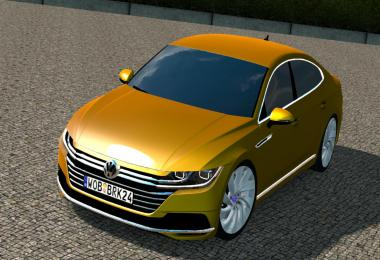 Volkswagen Passat CC 2013 + Arteon 2018 1.35x