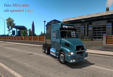 Volvo NH12 2000 edit mjtemdark 1.35.x