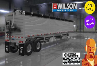 WILSON PACESETTER TRAILER ATS 1.35.x DX11