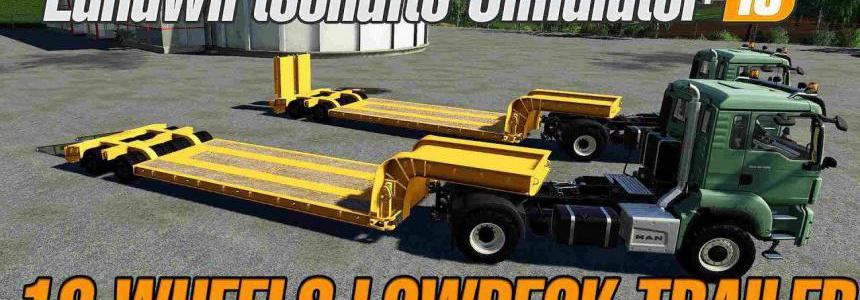 16Wheels Lowdeck Trailer v1.2.1.0