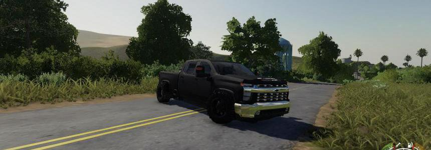 2020 chevy 2500HD lowered v1.0