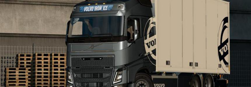 Rigid Chassis Addon for Eugene's Volvo FH & FH16 2012 v2.0
