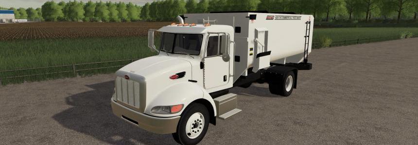 Peterbilt Feed Truck v1.0.0.0