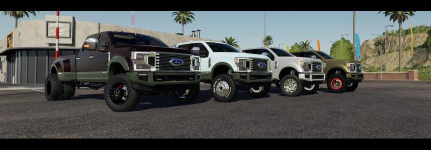 2020 Ford f250 - F450 v1.2