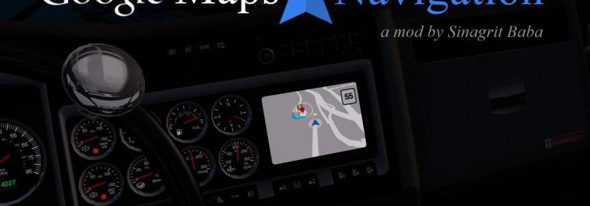 [ATS] Google Maps Navigation v1.9