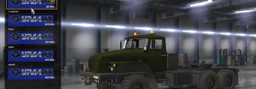 [ATS] Ural 4320-10 ATS 1.35.x
