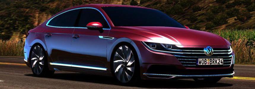 Volkswagen Arteon & Passat CC ATS 1.35.x
