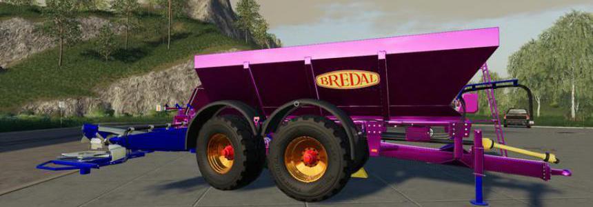 Bredal K165 Nerd by Raser 0021 MP v1.0