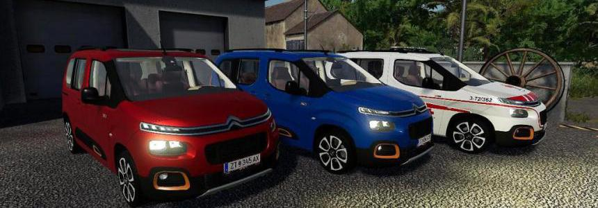 Citroen Berlingo 2019 v1.0.0.0