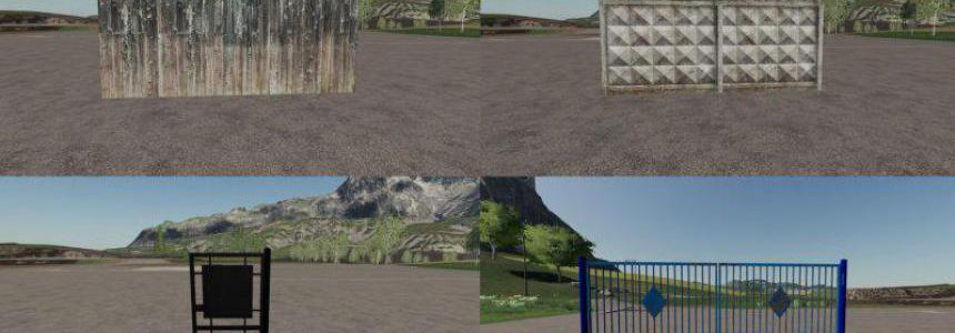 Fences and gates v1.0.0.0
