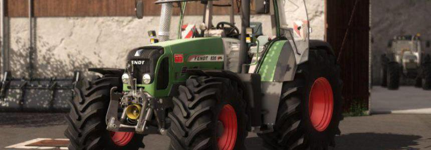 Fendt 820 TMS BY 6195rpower_official