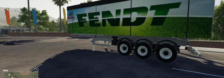 FS19 BENALU FENDT TIPPER v1.0