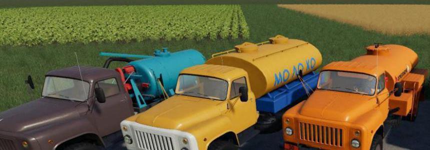 GAZ 53 Modul Pack v1.1.3