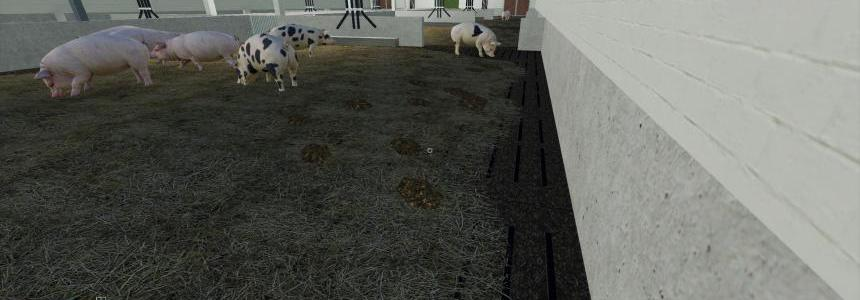 HoT Stable Manure Area v1.0