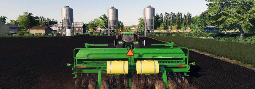 John Deere 1590 Grain Drill v1.0