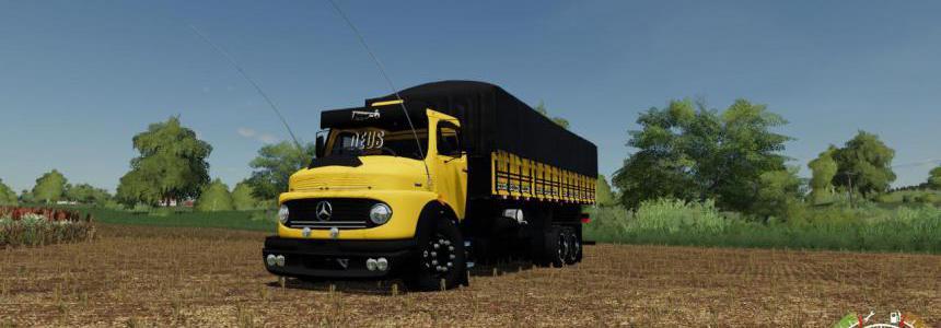 Mercedes Benz 1513 v1.0
