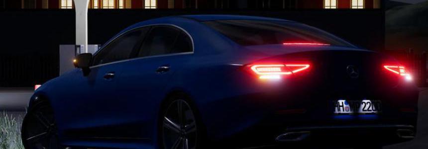 Mercedes-Benz CLS 2018 v1.0