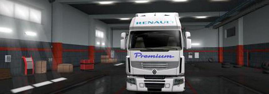 Renault Premium 1.35 / 1.36 beta
