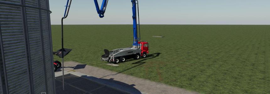TGS 44.400  Concrete Pompe v1.0