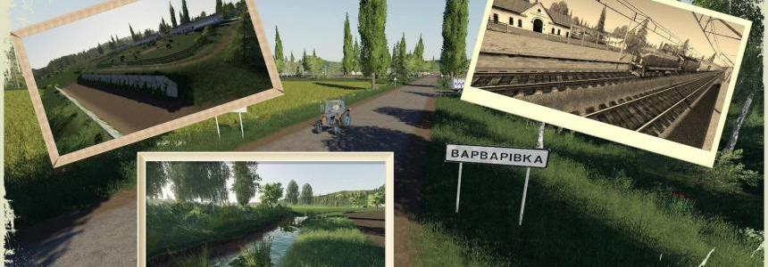 Varvarovka Map v1.1.8