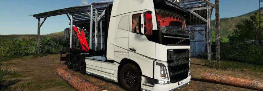 Volvo FH16 Forest Truck v1.3