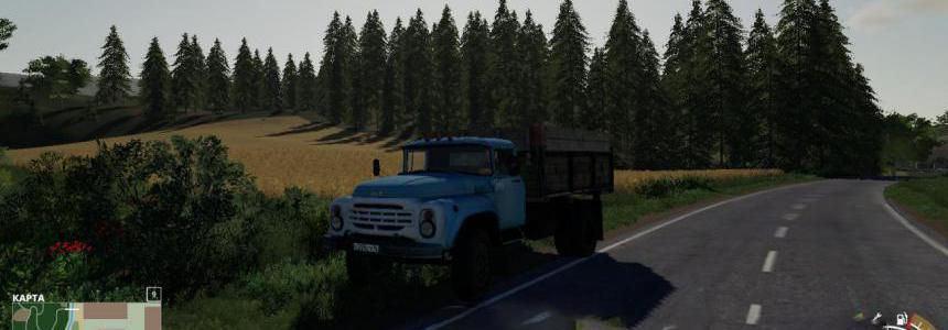 ZIL-130 Diesel Truck v1.1.1