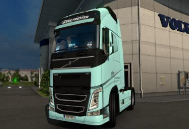 New wipers sound for Volvo FH 2012 1.35.x