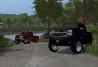 2001 Chevy Silverado v1.0