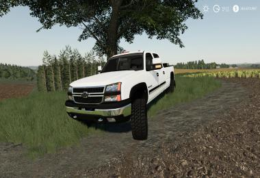 2006 Chevrolet 2500HD Duramax v1.0.0.0