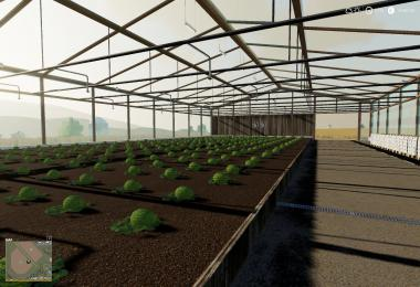 FS19 Watermelon Greenhouse v1.0
