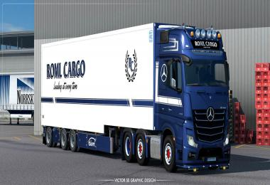 ROML Cargo Deluxe Edition Skinpack v1.0