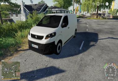 Peugeot Expert v1.0