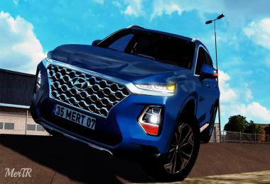 Hyundai Santa Fe 2019 1.35.x