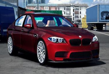 ATS – BMW | M5 F10 V2 1.35.x