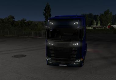 Angel Eyes for Scania 2016 v1.0