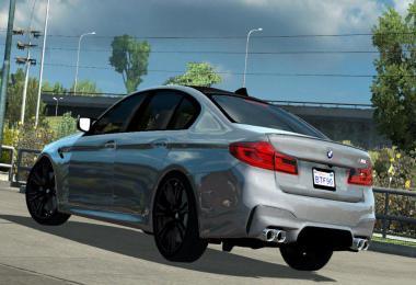 [ATS] BMW M5 F90 1.35.x