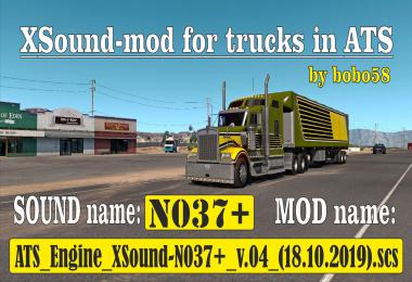 ATS Engine XSound N037+ 1.35.x