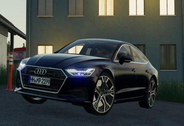 Audi A7 2018 v1.0.0.0