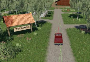 AutoDrive courses for Felsbrunn by MC