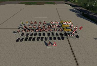 Barrier pack placeable v4.0.0.0