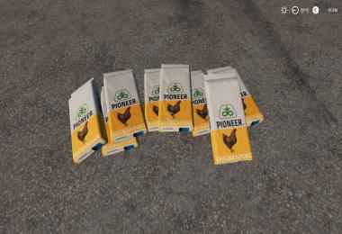 Big Pioneer Animal Food Bag pack v2.0