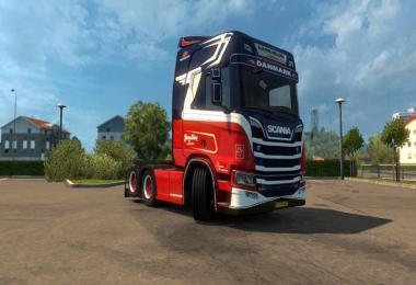 Bjarne Nielsen Next Generation Scania R 1.0