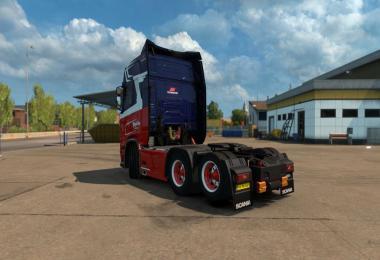 Bjarne Nielsen Next Generation Scania R v1.0