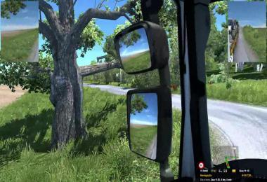 Cabin Sounds: Renault Range T DTI 460 E6 v1.0