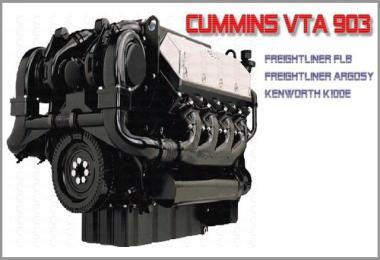 Cummins 903 VTA 660 v1.1