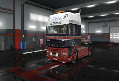 DAF SkinPack G.C.S Johnston Ltd v1.1
