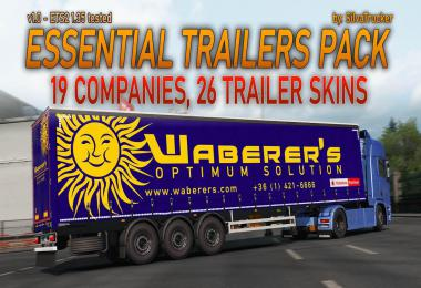 Essential Trailers Pack 1.35